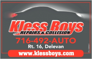 Kless Boys Repairs and Collision
