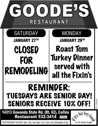 Goode's Restaurant