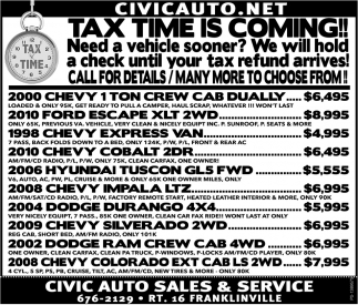 Civicauto.Net