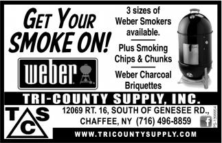 Get your smoke on