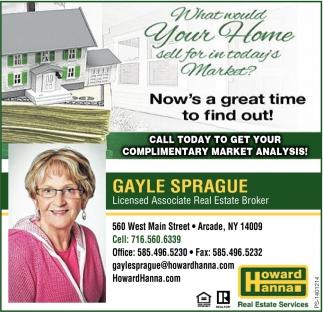 Gayle Sprague