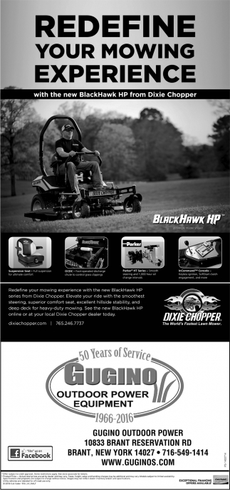 Redefine Your Mowing Experience