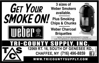 Get Your Smoke On!