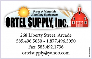 Farm & Materials Handling Equipment