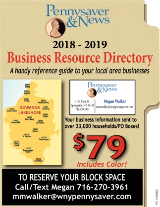 Business Resource Directory