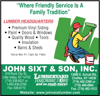 Lumber Headquarters