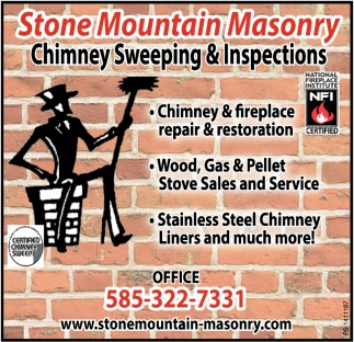 Chimney Sweeping And Inspections