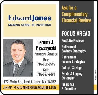 Ask For Complementary Financial Review