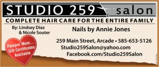 Nails By Annie Jones