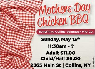 Mother's Day Chicken BBQ