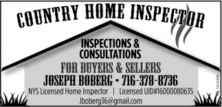 Inspection & Consultations