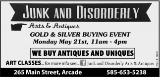 We Buy Antiques And Uniques