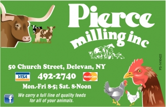 Pierce Milling Inc