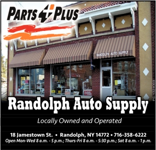Locally Owned And Operated