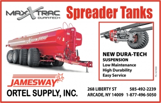 Spreader Tanks