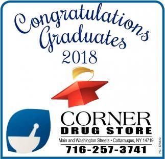 Congratulations Graduates 2018