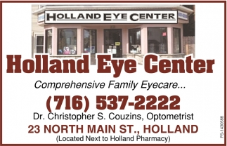 Comprehensive Family Eyecare