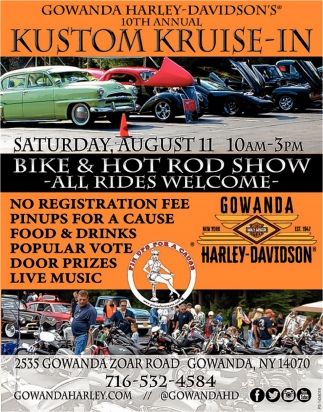 Bike & Hot Rod Show
