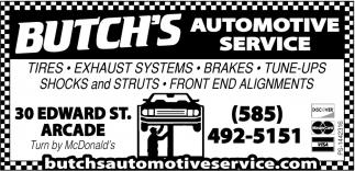 Automotive Service