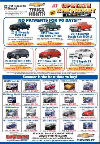 Truck Month