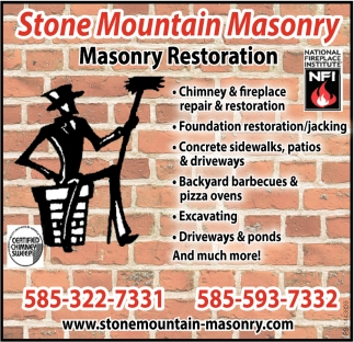 Masonry Restoration