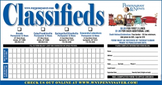 Classifieds