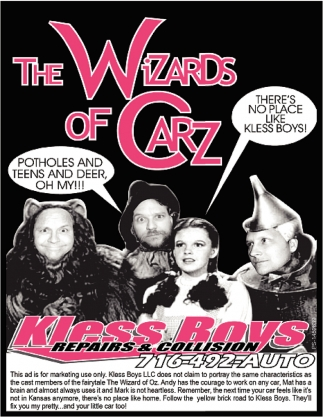 The Wizards Of Carz