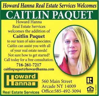 Caitlin Paquet