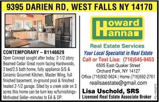Open House Howard Hanna Arcade Ny
