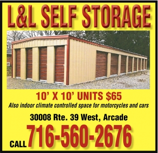 L & L Selg Storage