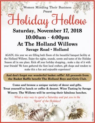 Holiday Holloww