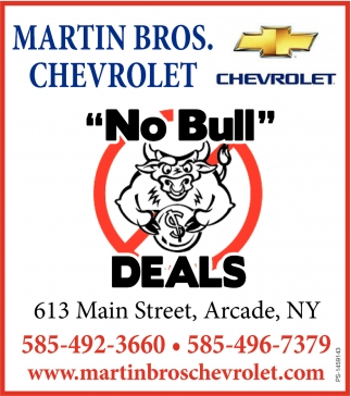 No Bull Deals