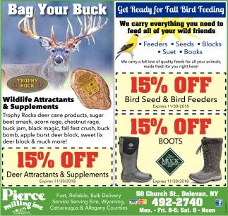 Bag Your Buck