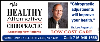The Healthy Alternative Chiropractic