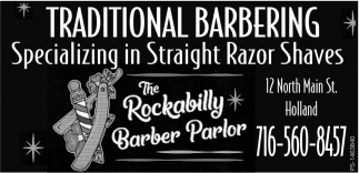 Traditional Barbering