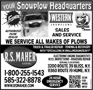 Your Snowplow Headquarters