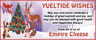 Yueltide Wishes