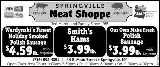 Smith's Hams