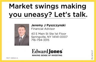 Market Swings Making You Uneasy?