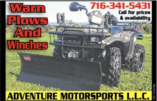 Warn Plows And Winches