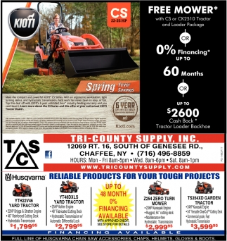 Free Mower