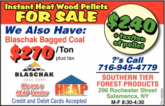 Instant Heat Wood Pellets For Sale