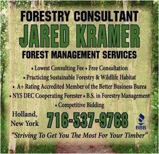 Forest Management Services