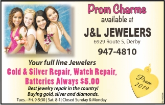 Prom Charms
