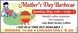 Mother's Day Barbecue