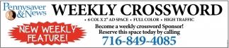 Weekly Crosswords