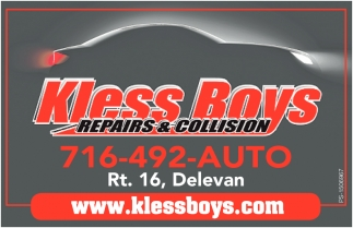 Kless Boys Repairs & Collision