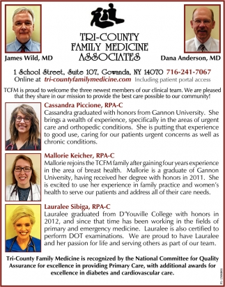 Tri-County Family Medicine Associates