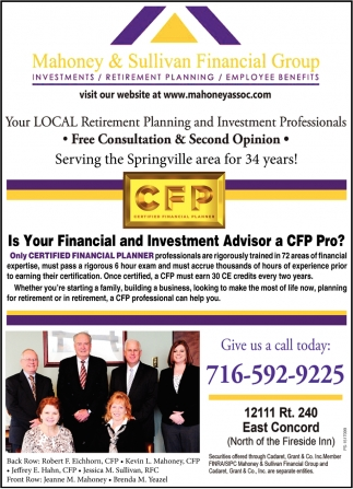 Free Consultation & Second Opinion