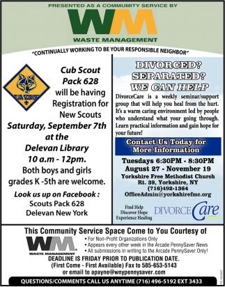 Cub Scout Pack 628